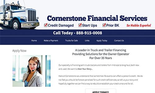 Cornerstone Financial Services